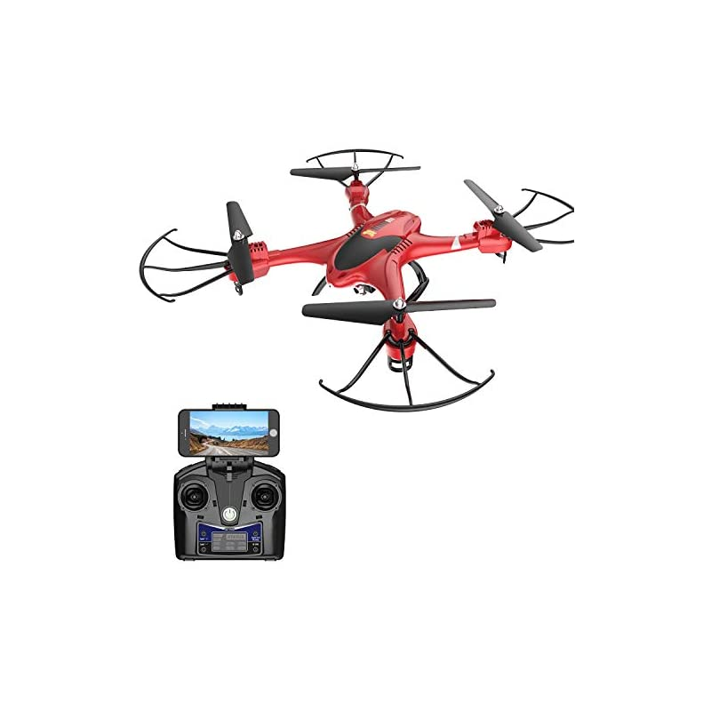 Holy Stone HS200 FPV RC Drone with HD Wi