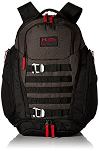 Amazon.com: Under Armour Huey Backpack, Black/Black, One