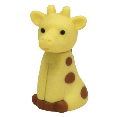 TY Beanie Eraserz Hightops the Giraffe (39009) (Tops High Ty)