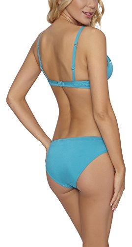 Feba Push Up Bikini conjunto para mujer CarlaVerso Modelo-02KS
