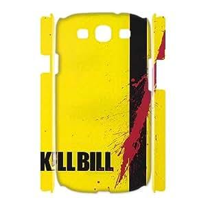 ANCASE Custom Color Printing Kill Bill 2 Phone 3D Case For Samsung Galaxy S3 I9300 [Pattern-2]