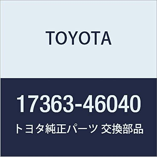 Toyota 17363-46040 Air Injection Pump Hose