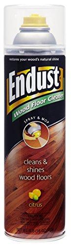 Endust Wood Floor Cleaner, 16 Ounce ()