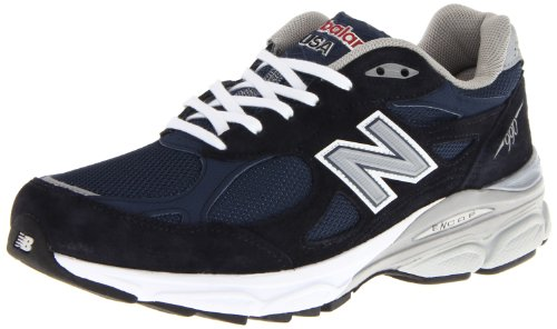 New Balance Zapatillas 990 GL3 Gris EU 45 (UK 11) Multicolor - gris/azul marino