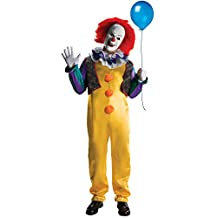Rubies Costume Men's It the Movie Adult Pennywise Deluxe