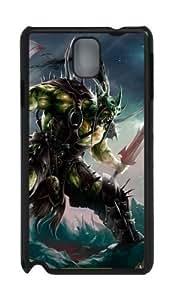 Hot Games World of Warcraft Samsung Galaxy Note 3 N9000 Case, Custom Samsung Galaxy Note 3 N9000 Case