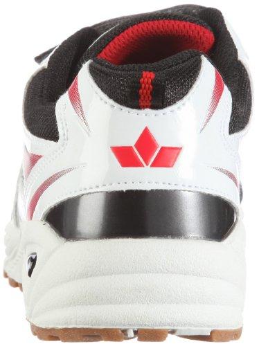Lico Bob V 360296 - Zapatillas de deporte de nailon para niño Blanco