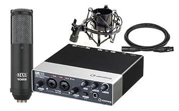 Musical Instruments & Gear Pro Audio Equipment Nice Steinberg Ur22