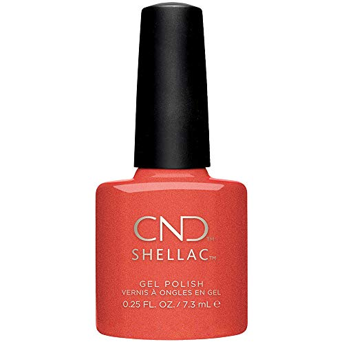 (CND Shellac Nail Polish, Jelly Bracelet)