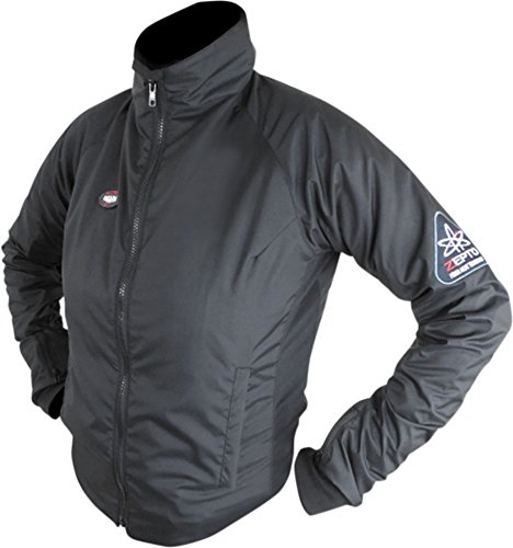 Gears 100311-1-M Gen X-4 Heated Womens Jacket Liner (Black, Medium)