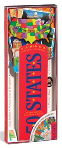 Fandex Family Field Guides: 50 States: Thomas J. Craughwell ...