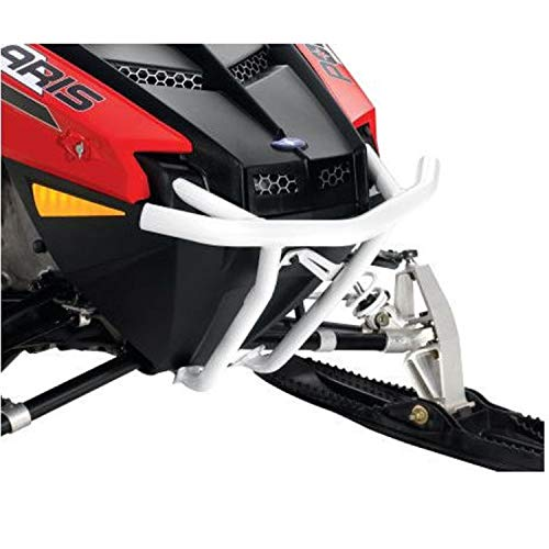 Polaris New OEM Pro-Ride Ultimate Front Bumper White Indy Vo