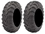 24x8x11 atv tires - Pair of ITP Mud Lite (6ply) ATV Tires 24x8-11 (2)