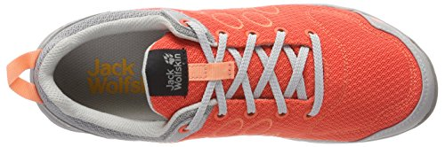 Jack Wolfskin Women's Portland Cruise Low W Trainers Hot Coral buy cheap best sale discount manchester great sale affordable cheap online official best place to buy online ym5CTXV