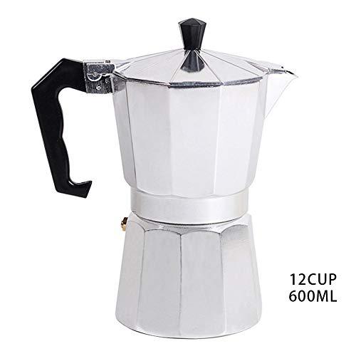 Coffee Pots Stovetop Coffee Maker Aluminum Mocha Espresso Percolator Pot Coffee Maker