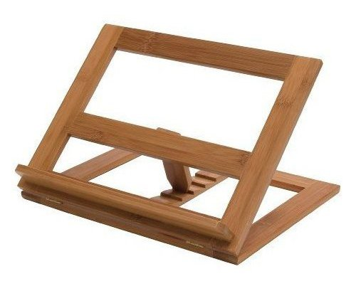 CR Gibson Bamboo Book Stand by C.R. Gibson