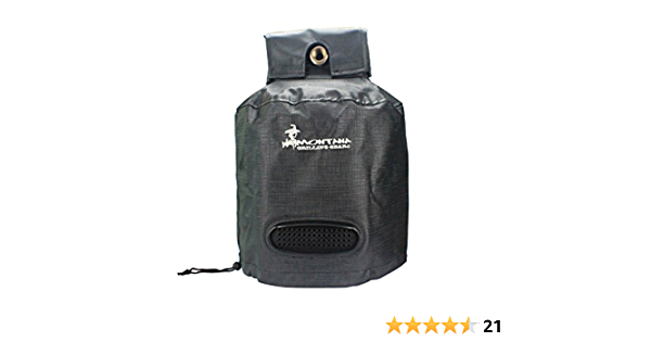 TC-30LB Weatherproof Montana Grilling Gear Ventilated Propane Tank Cover for 30lb Tank Water Resistant Material Durable 12.5 X 24