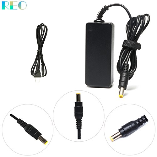 AC Charger Replacement For HP Compaq Mini 110 210 700 CQ10 200 210t 100e 1000 1010 1100 1101 1103 1104 2102 1110 110-1012NR 110-3135dx 210-1091nr 210-1076nr 210-1032cl Laptop Power Adapter -