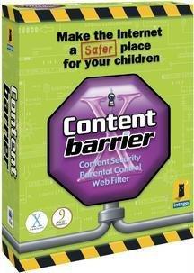 INTEGO Content Barrier X (Macintosh)