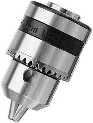 GIlH SAN OU adaptador de portabrocas de rosca M12 de 1,5 a 10 mm