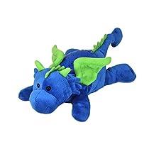 Cloud B Twilight Cuddle Buddies Dragon Nightlight, Blue/Green