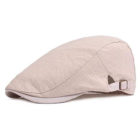 Leisial Sombreros Gorras Boinas Gorra de Béisbol Ocio Retro Clásico del  Algodón Gorra de Deport Hat ccf9fe680bb