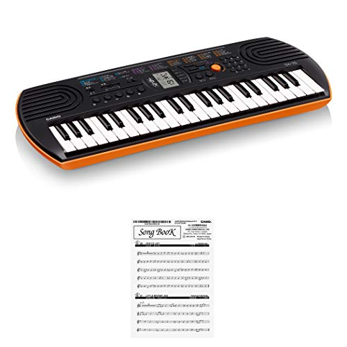 Casio SA76 44 Mini Sized Keys