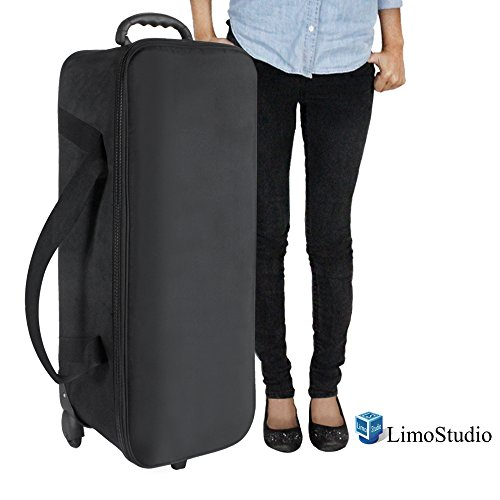 "LimoStudio Durable Photo Studio Equipment Carry Bag, 31""x11"""