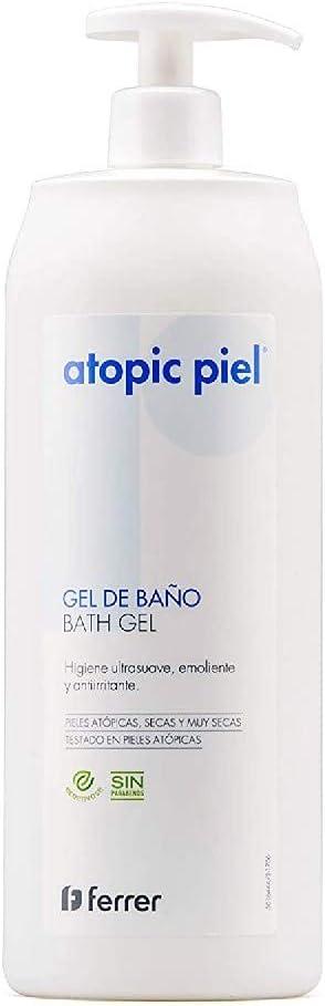 Atopic Piel Gel de Baño para pieles secas o muy secas 750 ml