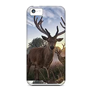 Tough Iphone COe7077ZLcq Cases Covers/ Cases For Iphone 5c(glaciers On Mount Baker)