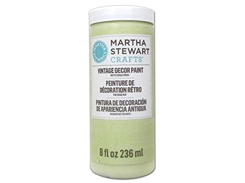 martha-stewart-crafts-vintage-decor-paint-in-assorted-colors-8-ounce-33531-pear
