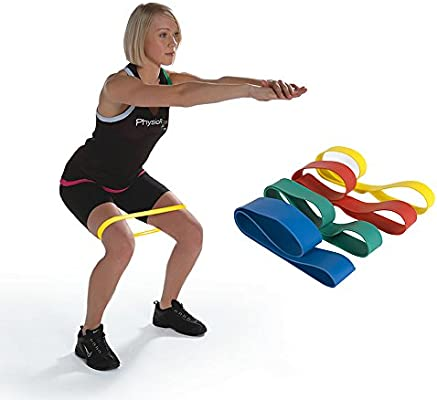 Resistance Fitness Exercise Loop Bands Elastic Band Fitness