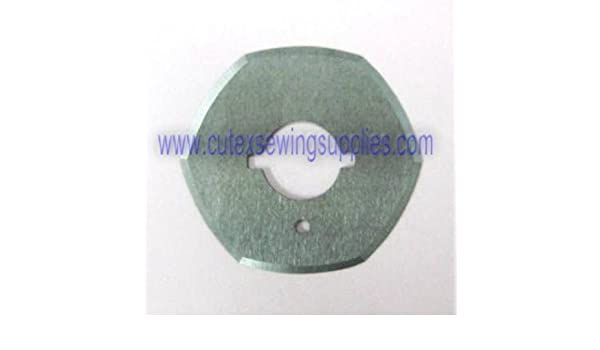 """2/"""" Hexagonal Replacement Blade for Jiasew CS1-1 Handheld Electric Rotary Cutter"""