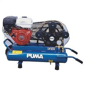PUK9008RGE, Puma Air Contractor Wheelbarrow Air Compressor - 8 Gallon, 9 HP Subaru, w/ Electric Start (Air Compressor Parts Kobalt compare prices)