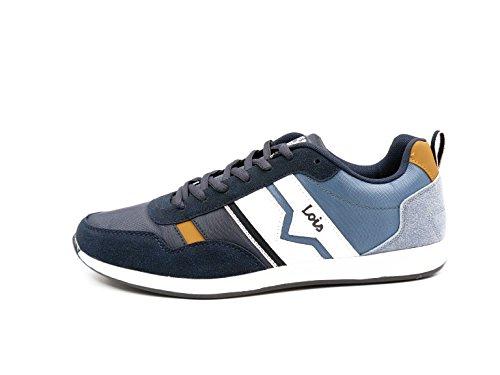 Blau Marino Lois Herren Schuhe 84645 zP4q74