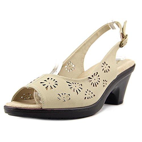 Easy Street Kaley vestido sandalias de la mujer Piedra