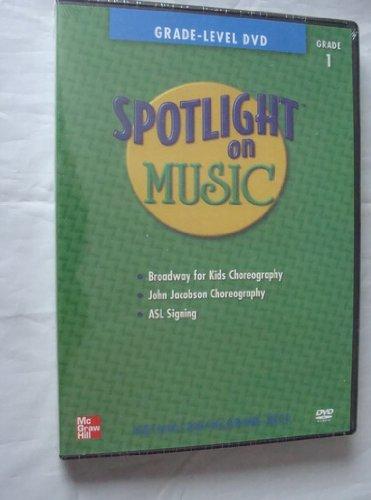 Spotlight on Music, Grade 1, Grade-Level DVD (ELEMENTARY SPOTLIGHT ON (Elementary Choral Music)