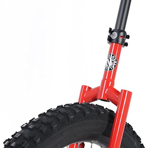 "Nimbus 26"" Mountain Unicycle Red"