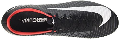 White Red Dk III FG Veloce Grey Black Noir Football Mercurial Univ de NIKE Homme Chaussures qSUvxq6