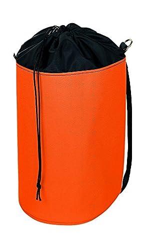 Weaver Leather Throw Line Storage Bag, Orange - Throw Rope Bag