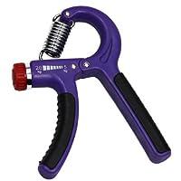 Goliton® Sport Gym Handgreifer Einstellbarer 11-44 Pfund Griffkraft Gripper...