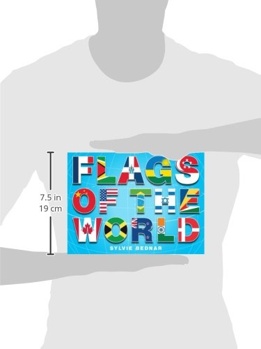 Flags of the World by Abrams Books for Young Readers (Image #2)