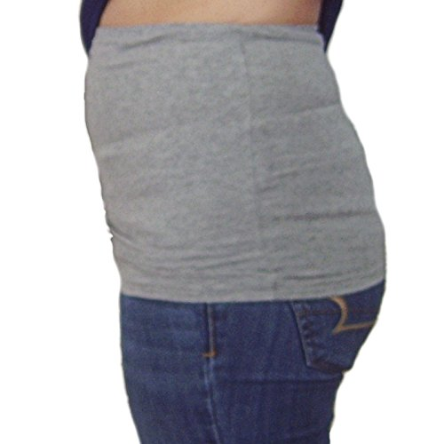 Chemisettes by Anne - Calentador lumbar - para mujer gris