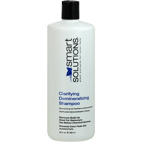 Smart Solutions Clarifying Demineralizing Shampoo, 8 Fluid Ounce