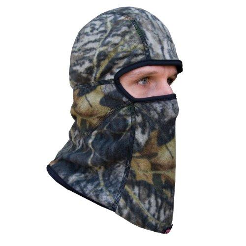 Heat Factory Deluxe Fleece Balaclava Face Mask with 5 Hand Heat Warmer Pockets