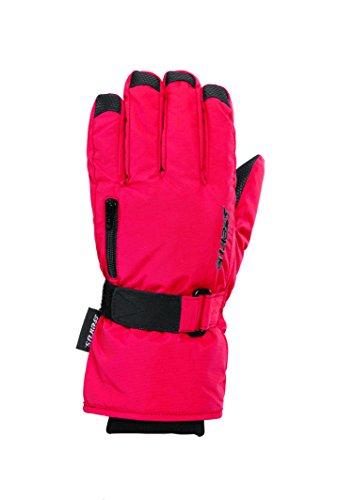 Alpine Outdoor Vent - Seirus Innovation Jr Stash Gloves, Small, Red