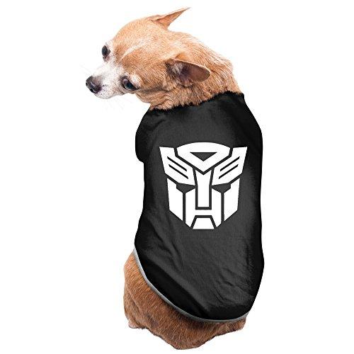 Transformers Optimus Prime Pet Dogs Coats Custom Small Dog Costumes -