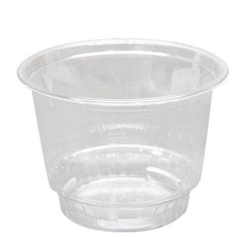 Karat 8oz PET Dessert Cup - 92mm, 1000 Pcs C-KD8