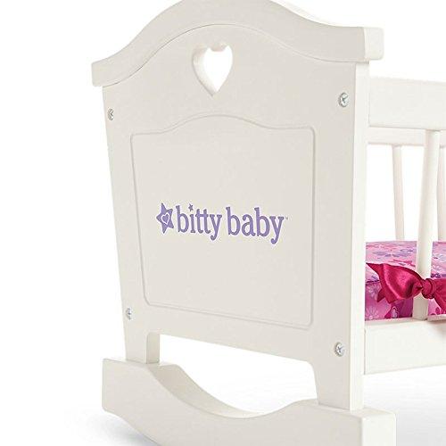 American Girl Bitty Baby - Bitty's Rocking Cradle