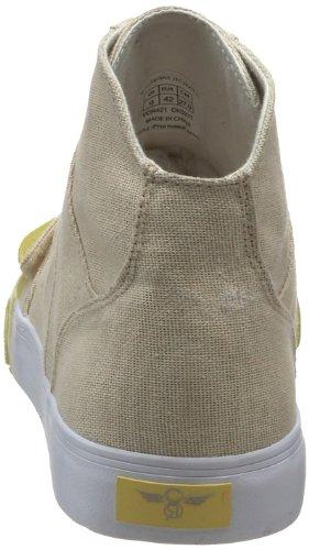 Creatieve Recreatie Heren Cesario Xvi Hi-top Sneaker Gele Dip